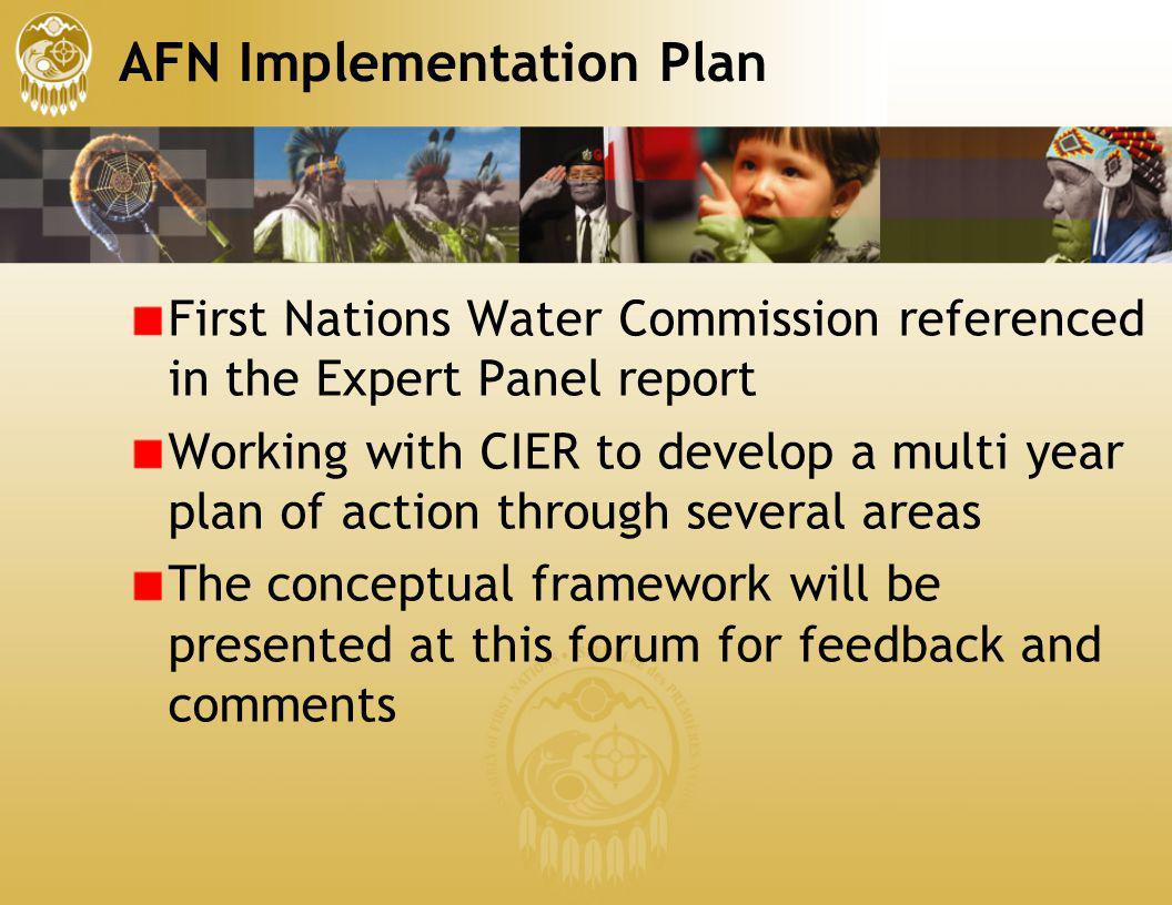 AFN Implementation Plan