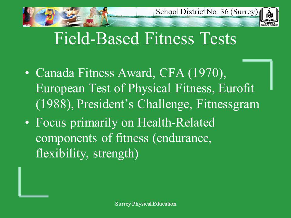 Field-Based Fitness Tests