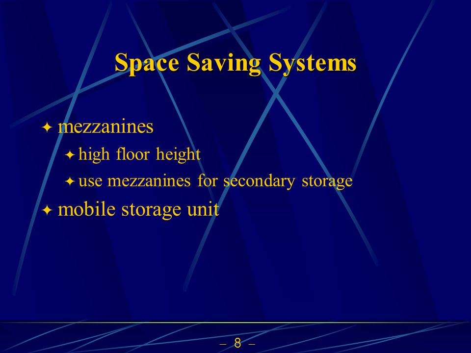 Space Saving Systems mezzanines mobile storage unit high floor height
