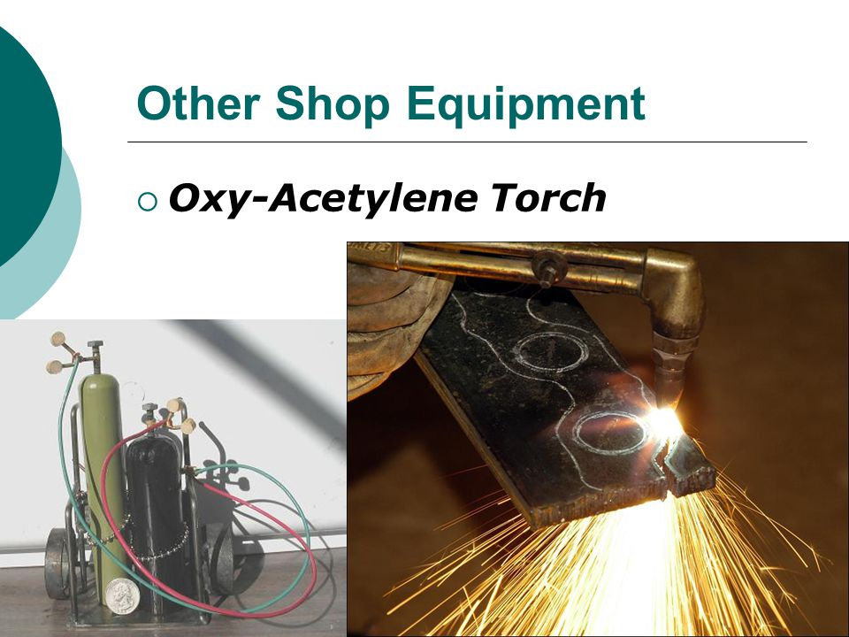 Other Shop Equipment Oxy-Acetylene Torch