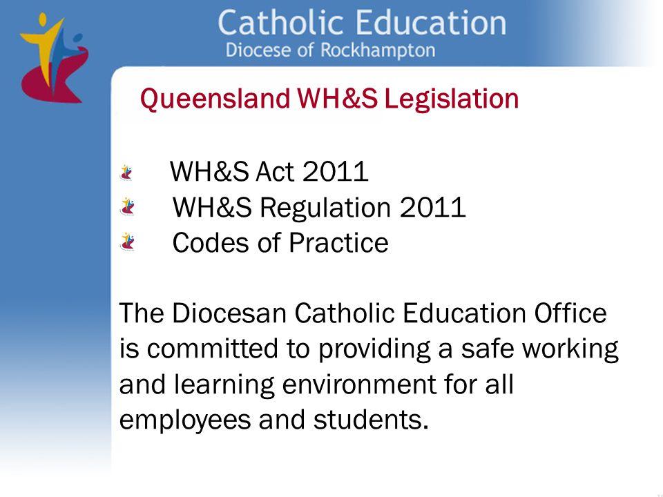Queensland WH&S Legislation