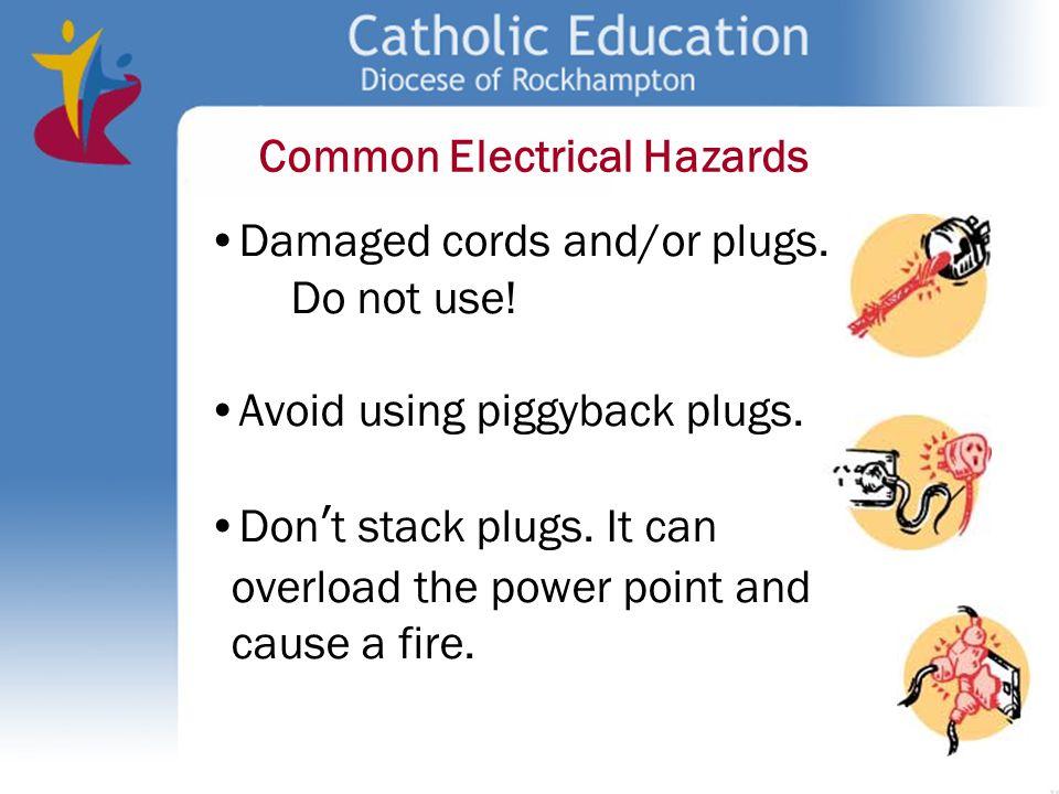 Common Electrical Hazards