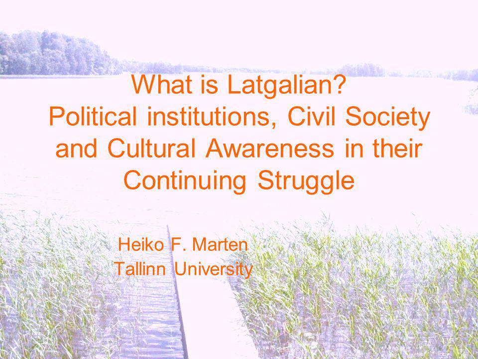 Heiko F. Marten Tallinn University