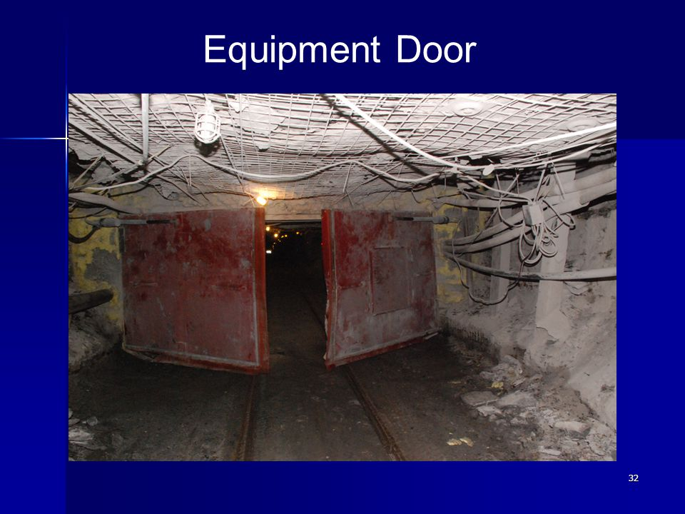 Equipment Door