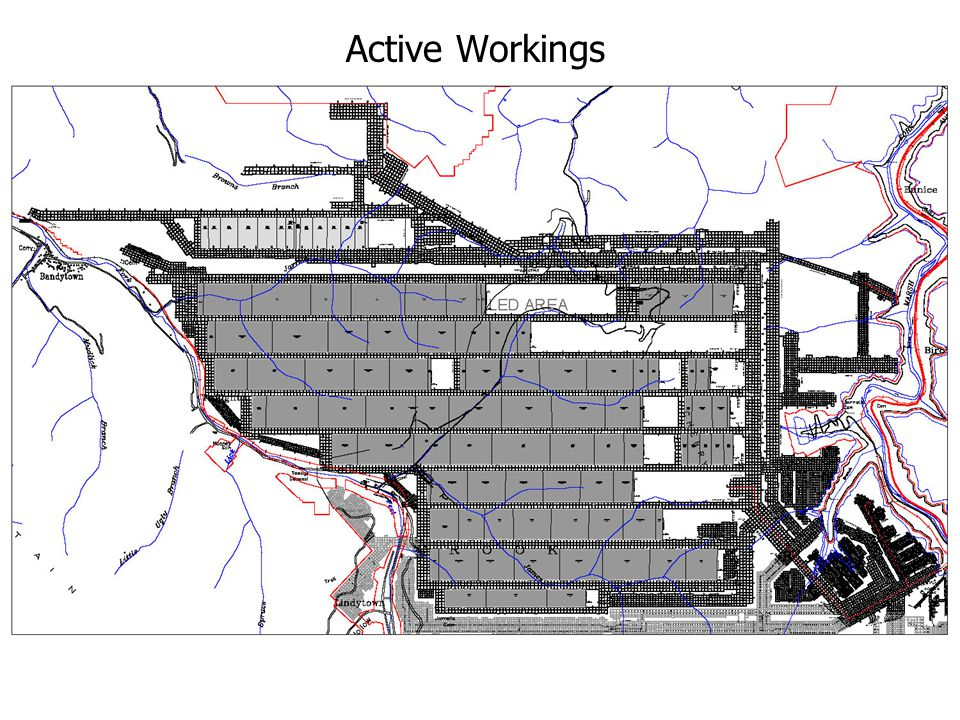 Active Workings