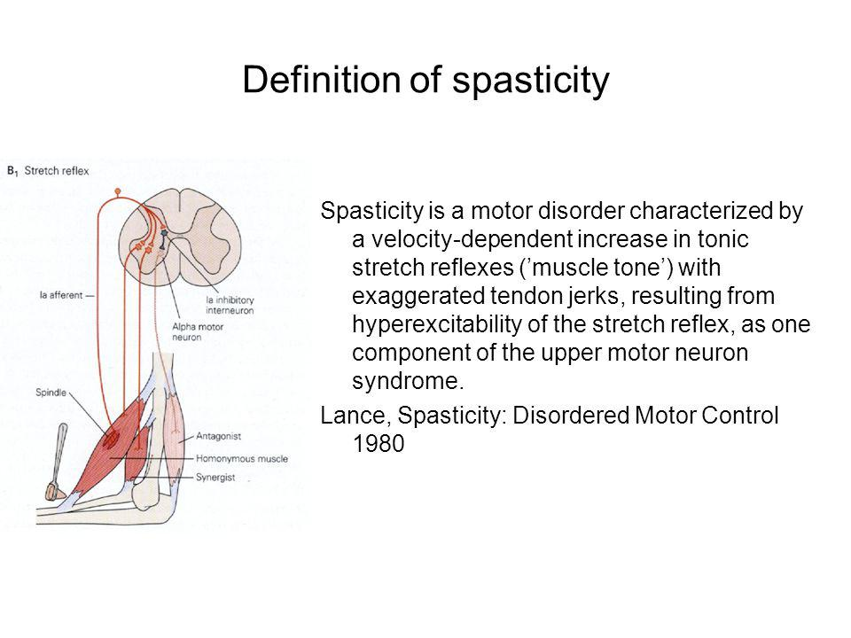 spasticity after spinal cord injury ppt download