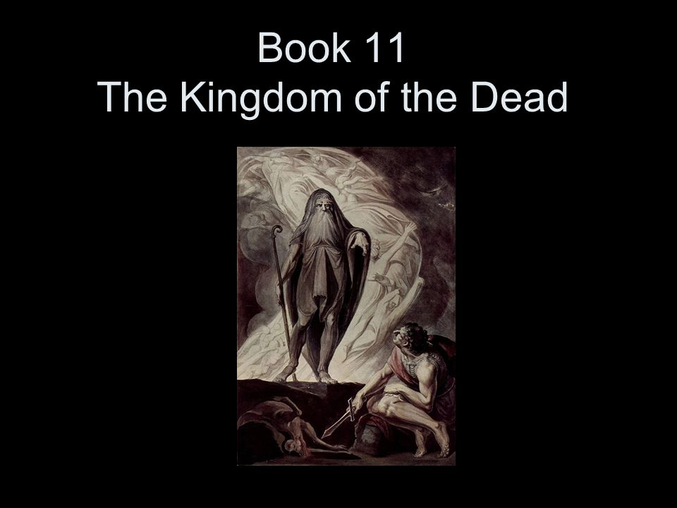 Book 11 The Kingdom of the Dead