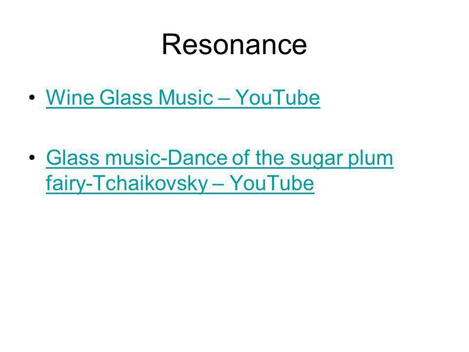 Resonance Wine Glass Music – YouTube