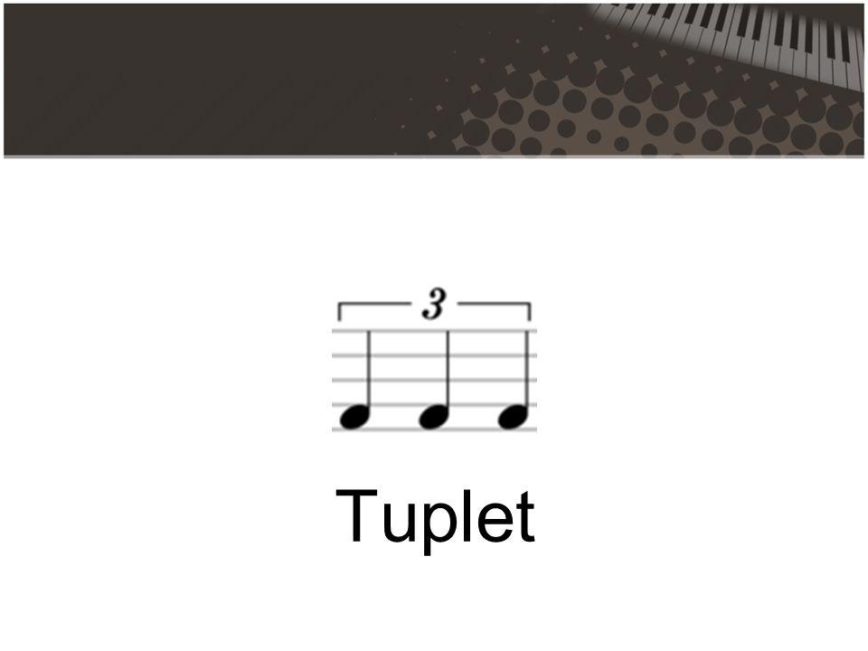 Tuplet
