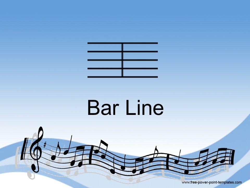 Bar Line