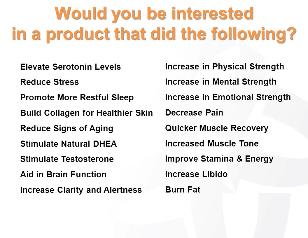 Would you be interested in a product that did the following