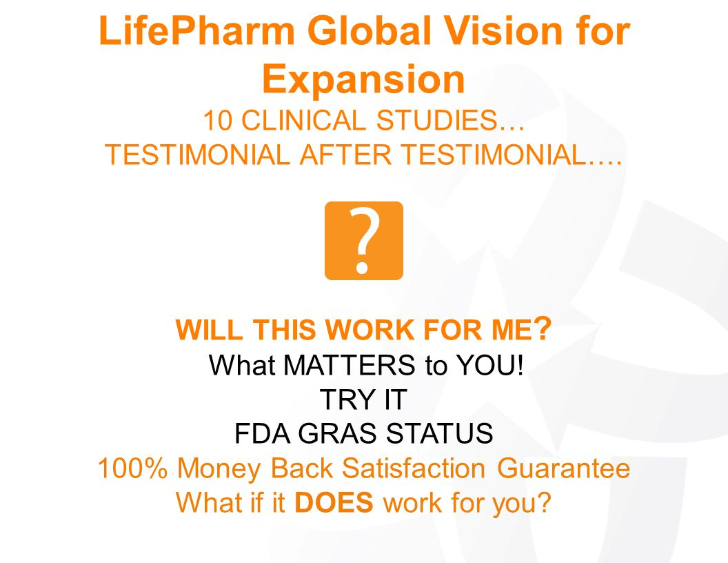 LifePharm Global Vision for Expansion