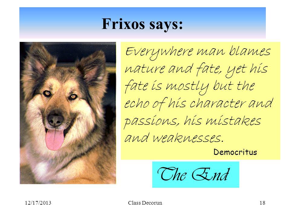 Frixos says: