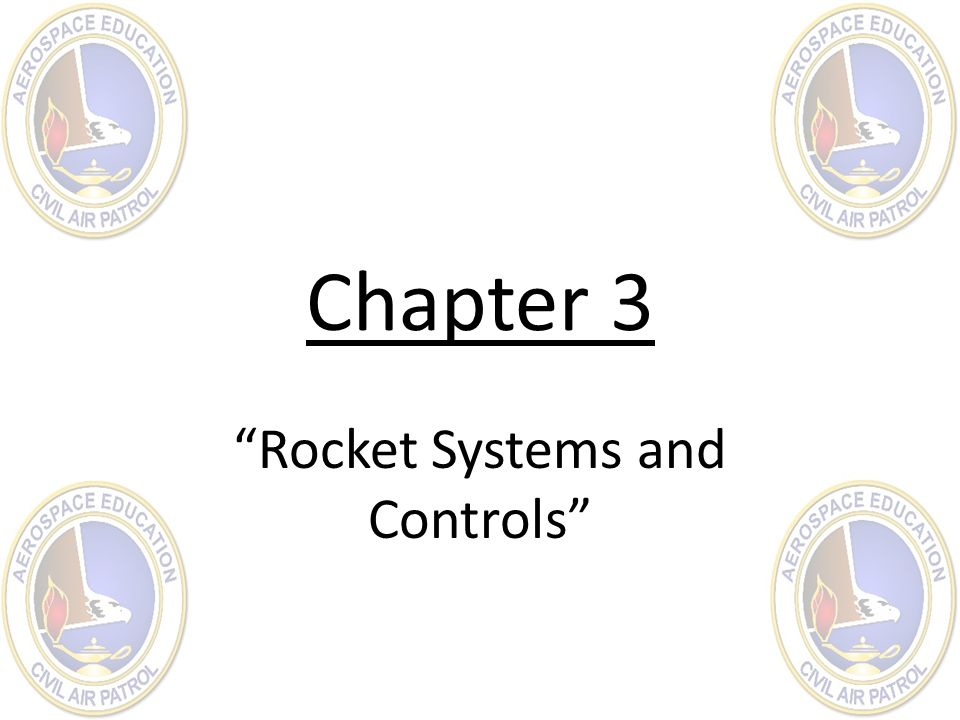 Rocket Systems and Controls