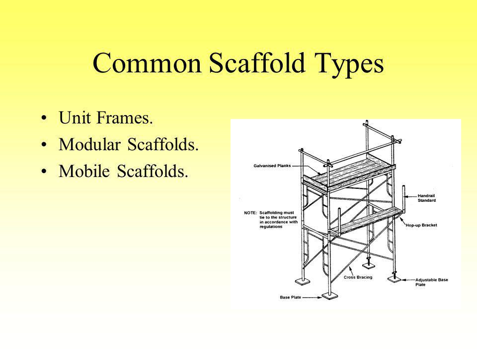 types of scaffolding in construction pdf