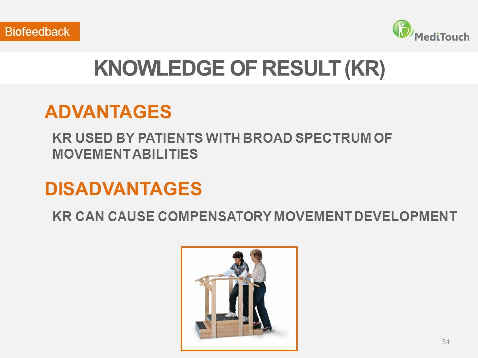KNOWLEDGE OF RESULT (KR)