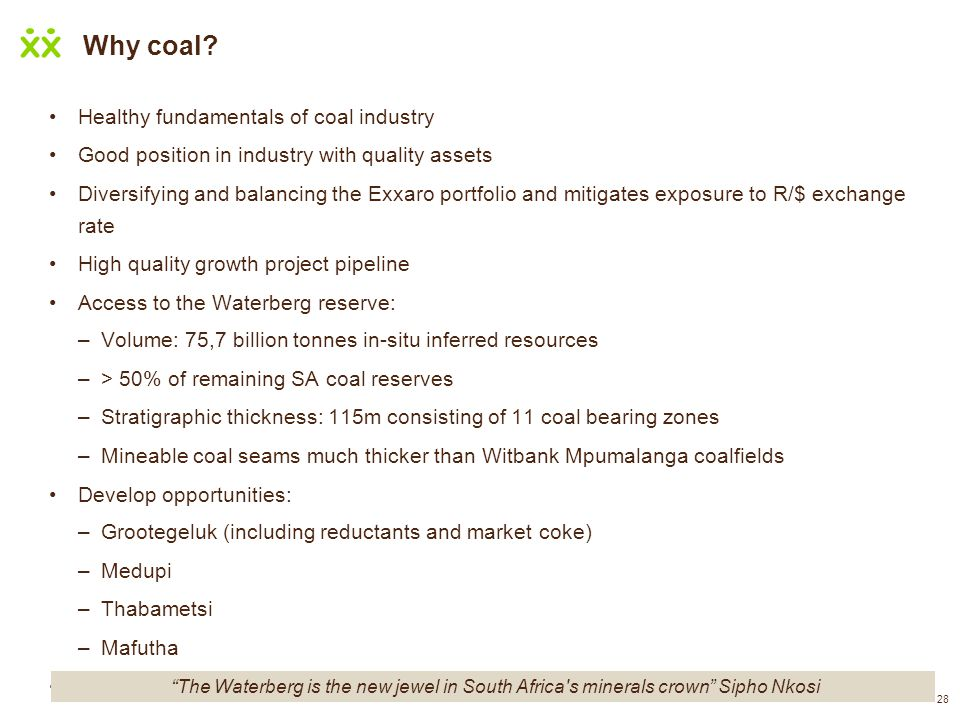 Why coal Healthy fundamentals of coal industry