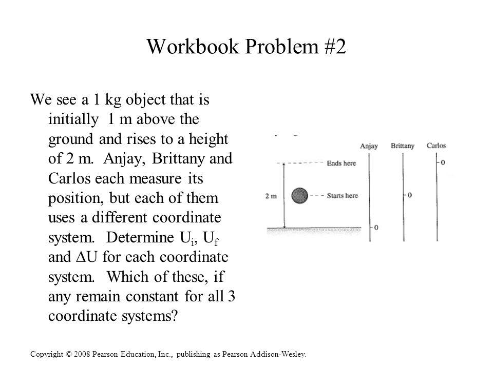 Workbook Problem #2
