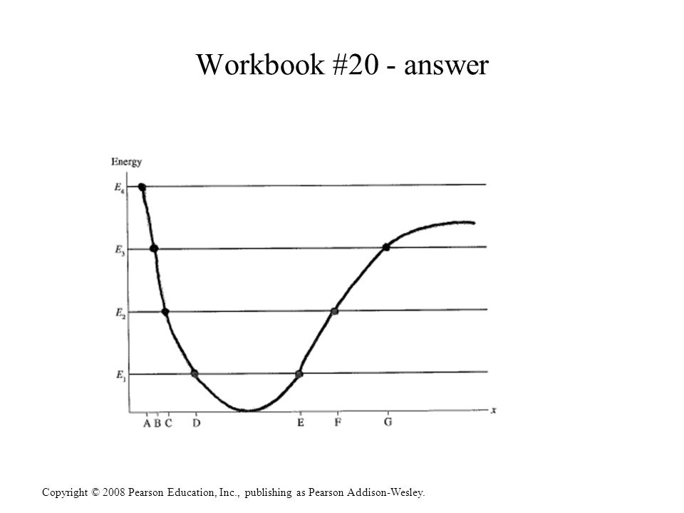 Workbook #20 - answer