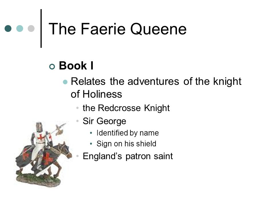 The Faerie Queene Book I
