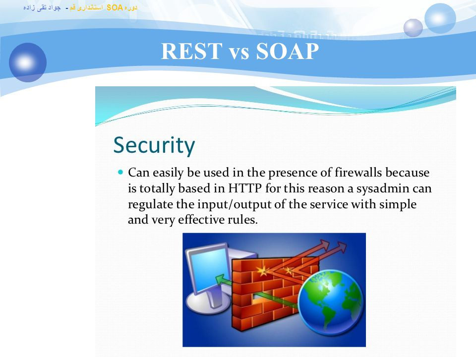 REST vs SOAP