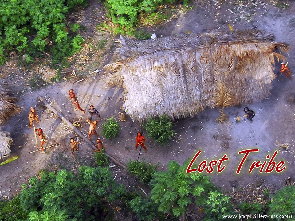 Lost Tribe www.jaqsESLlessons.com