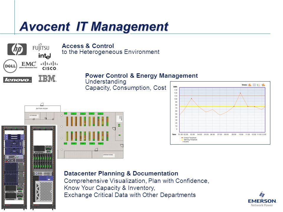 Avocent IT Management Access & Control