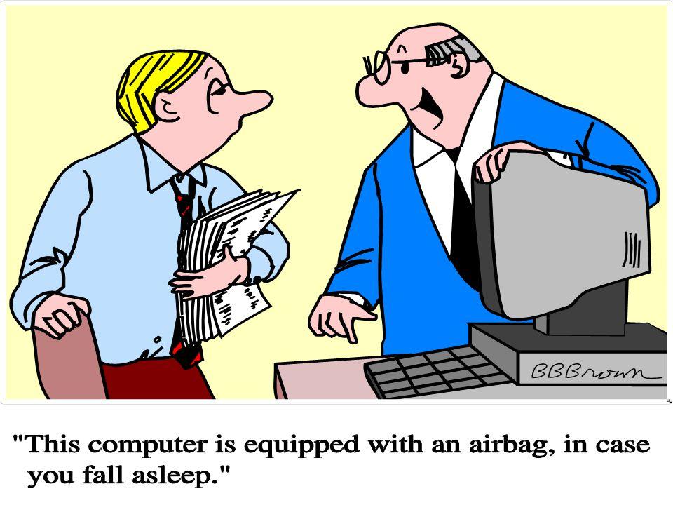 Computer Cartoon 2
