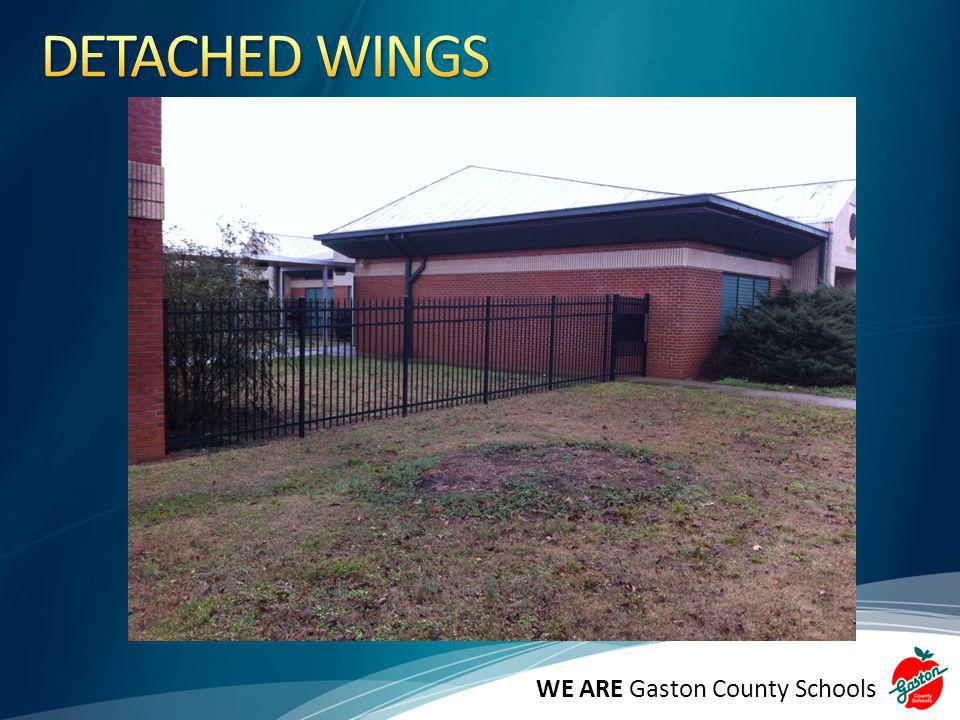 DETACHED WINGS WE ARE Gaston County Schools