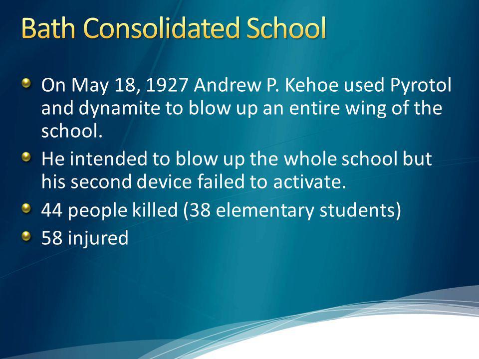 Bath Consolidated School
