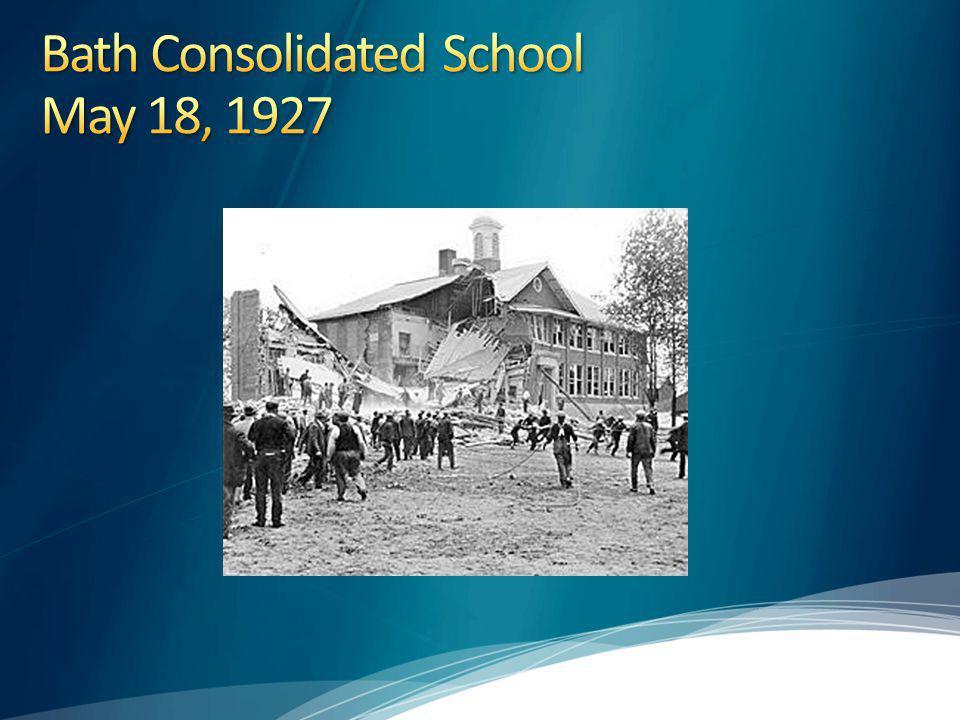 Bath Consolidated School May 18, 1927