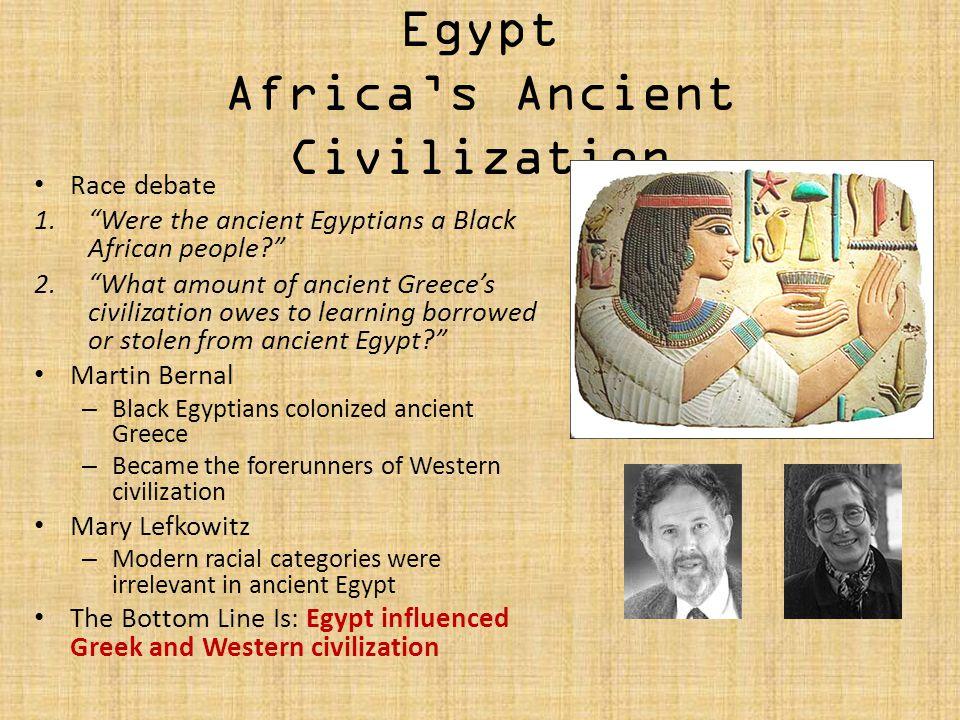 Egypt Africa's Ancient Civilization