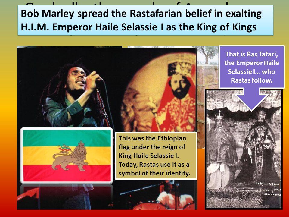 Gradually, the people of Axum began calling their kingdom Ethiopia.