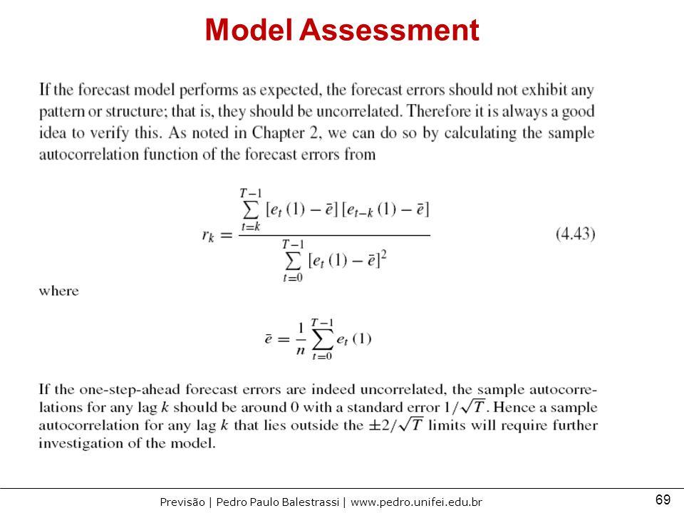 Model Assessment