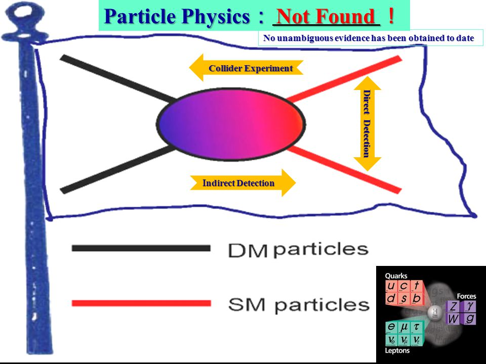 Particle Physics: Not Found !