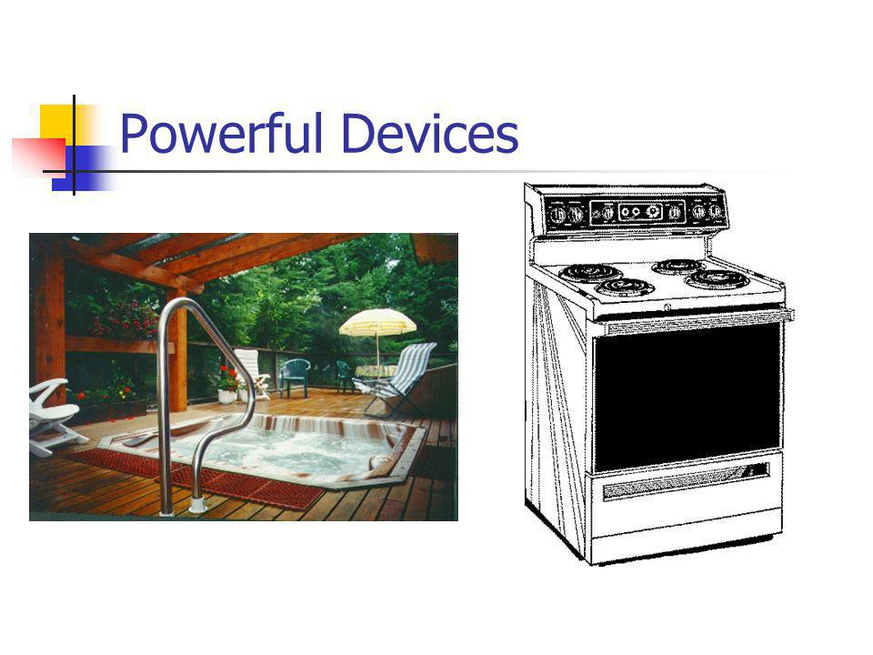 Powerful Devices