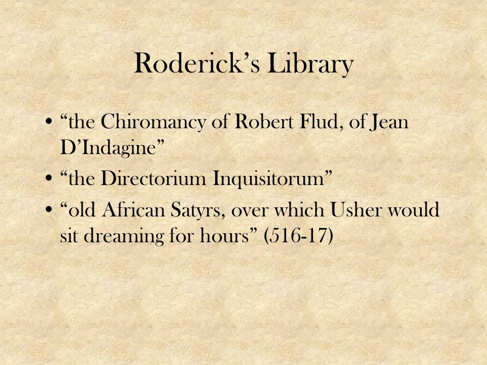 Roderick's Library the Chiromancy of Robert Flud, of Jean D'Indagine