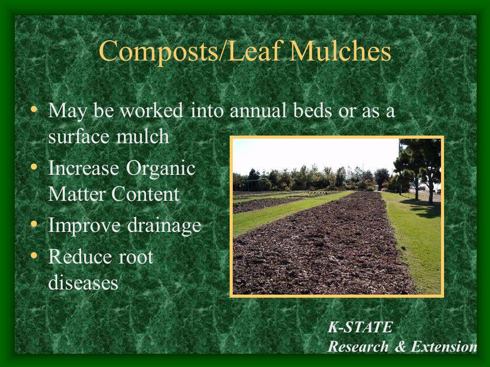 Composts/Leaf Mulches
