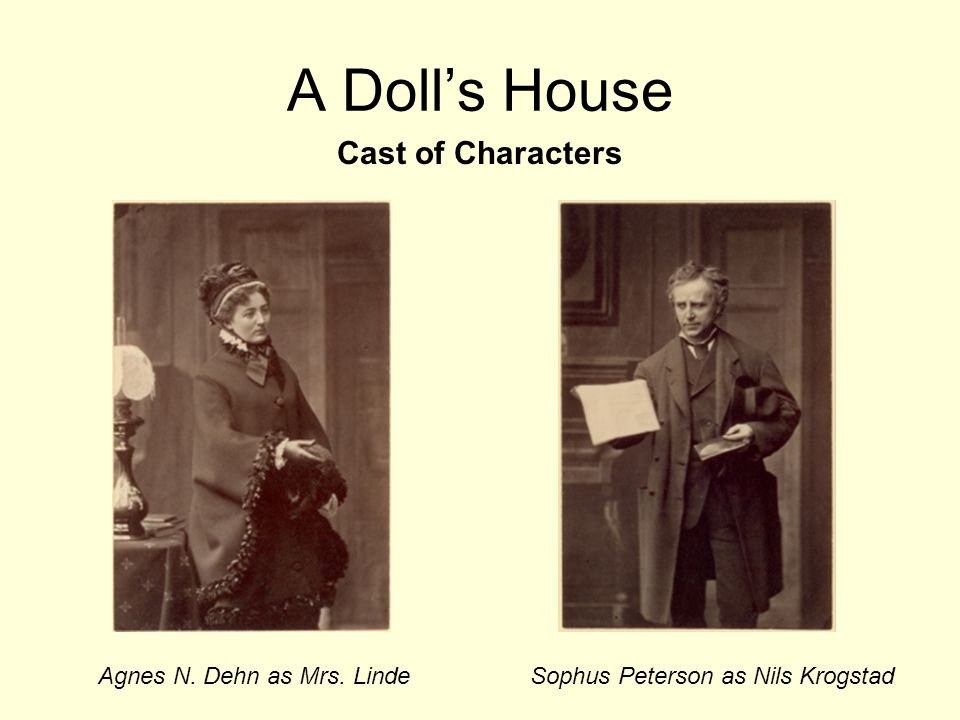 "a literary analysis of a dolls house by henrik ibsen In the play ""a doll's house"" henrik ibsen introduces us to nora helmer and shows us how spontanesly her design of the ideal life can change when a secret of her is revealed."