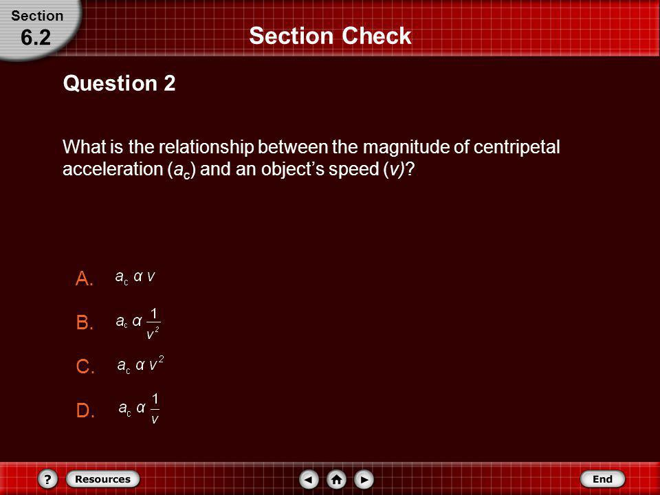 Section Check 6.2 Question 2