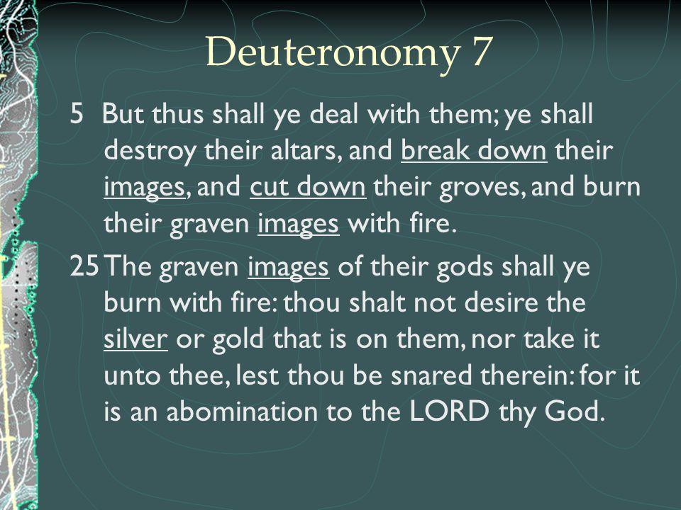 Deuteronomy 7