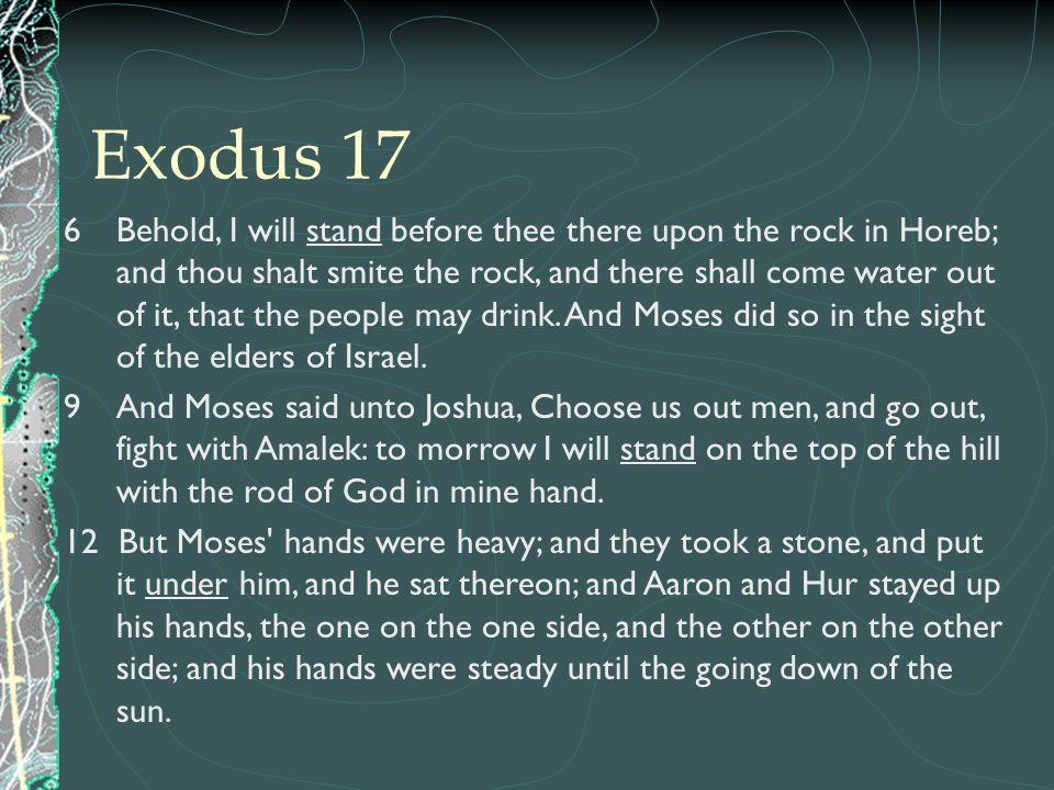 Exodus 17