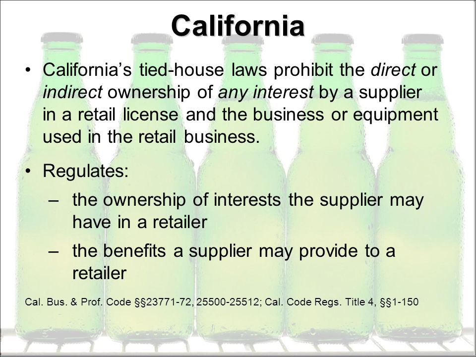 CA Ownership
