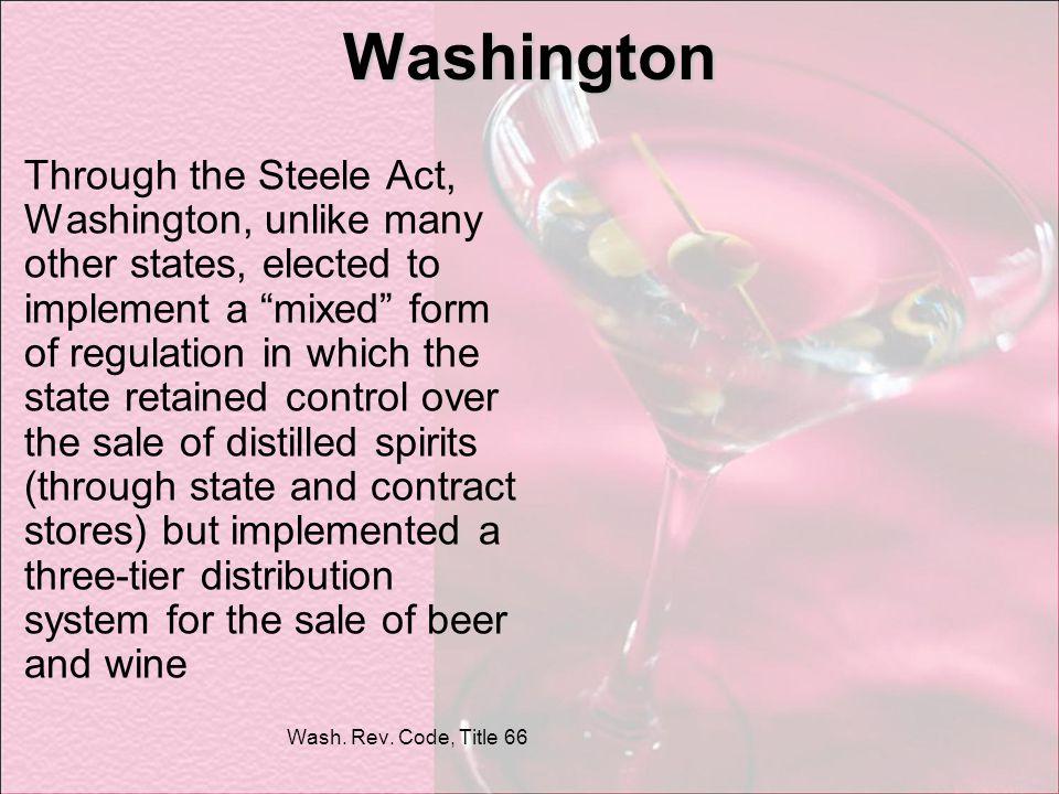 WA Prohibitions