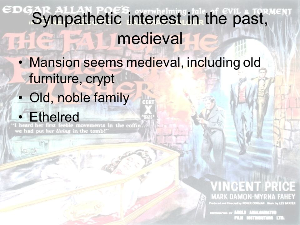 Sympathetic interest in the past, medieval
