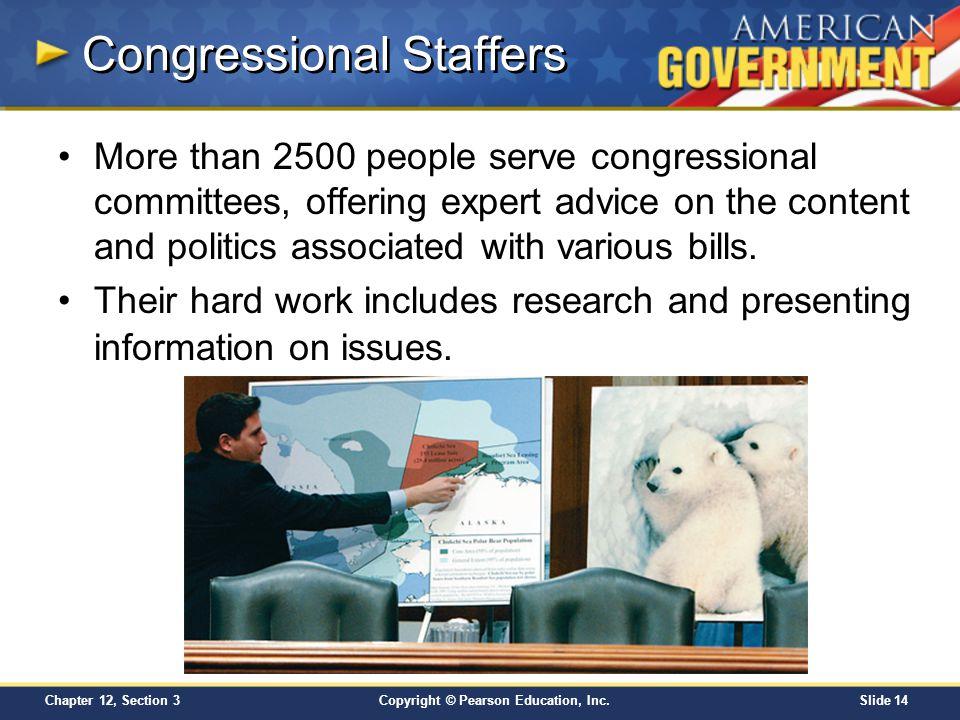 Congressional Staffers
