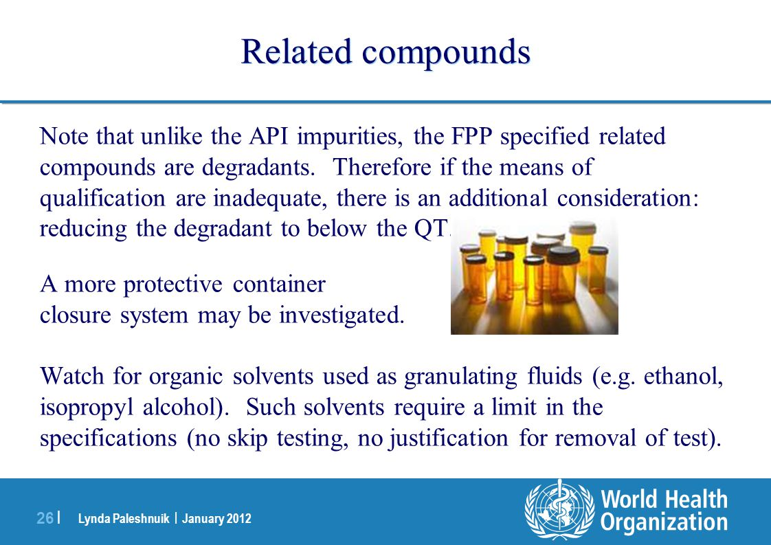 Related compounds