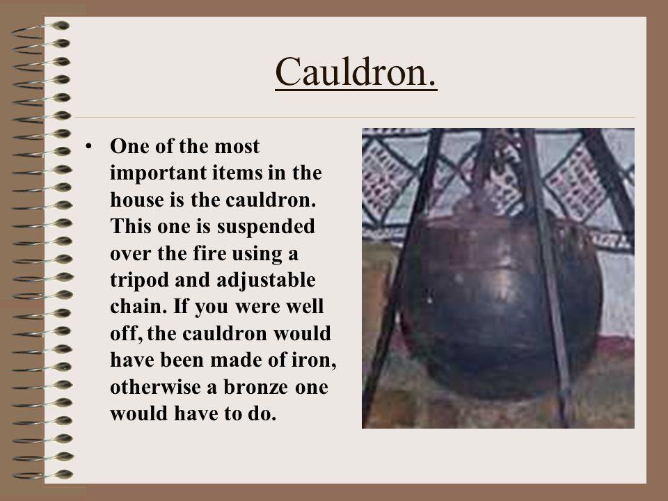 Cauldron.