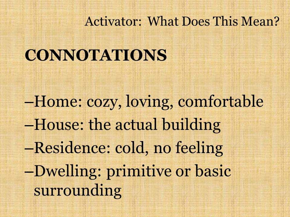 Activator: What Does This Mean