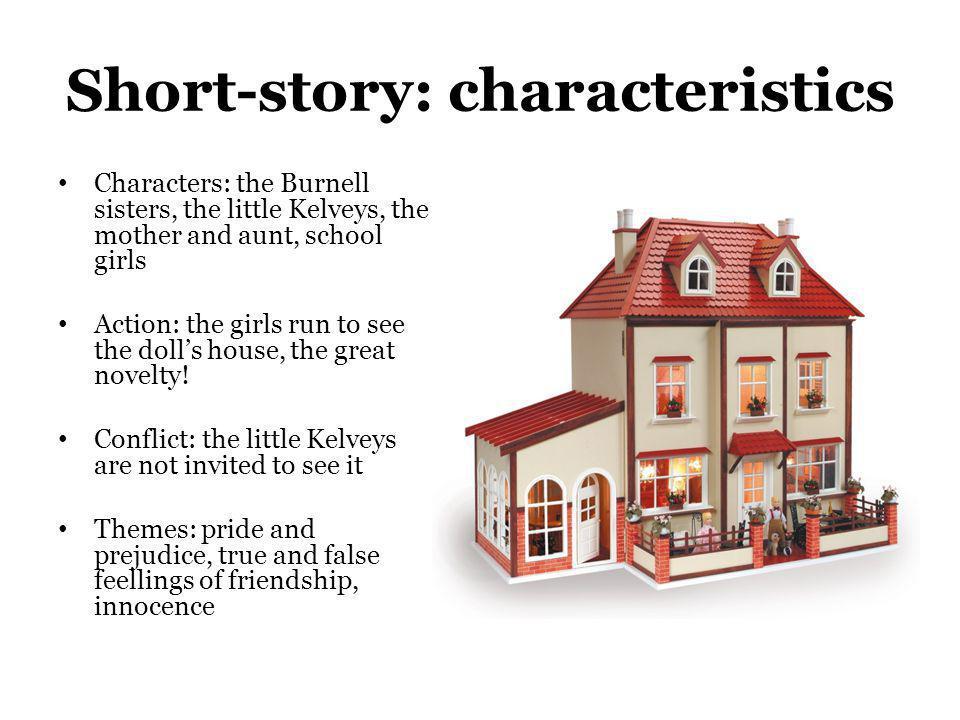Short-story: characteristics